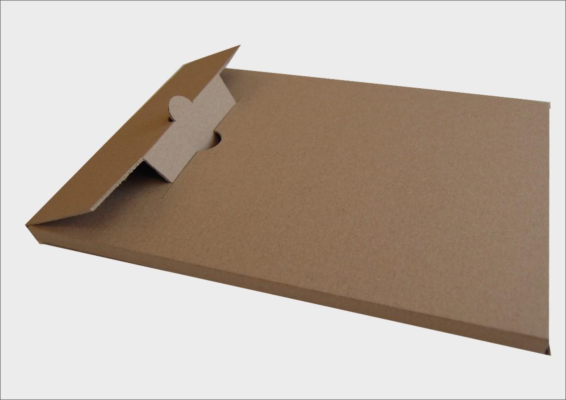 Koperta z kartonu