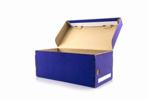 Pudełko kaszerowane